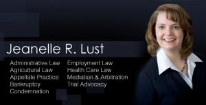 Jeanelle R. Lust