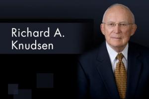 Richard A. Knudsen, Trustee