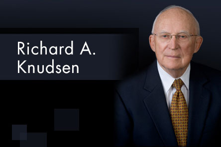 Richard A. Knudsen, Trustee