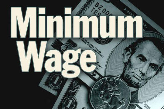 Minimum Wage Discussion