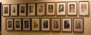 Knudsen Law History Wall