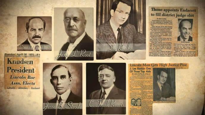 Knudsen Law History