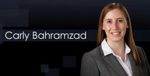 Carly Bahramzad, Knudsen Law Firm