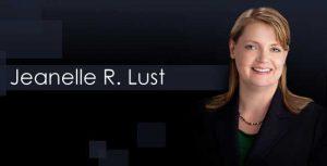 Jeanelle Lust, Knudsen Law Firm