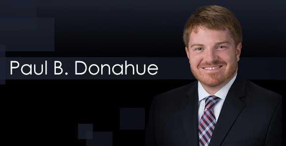 Paul B. Donahue, Knudsen Law Firm