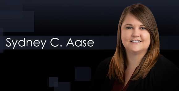 Sydney C. Aase