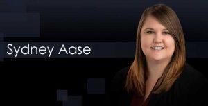 Sydney Aase, Knudsen Law Firm